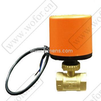 电动恒温控制阀,电动球阀,电控阀门