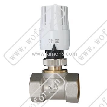 供应WF-HS25自力式回水温控阀,回水温控阀,回水阀