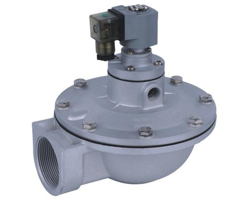 供應優質DMF-Z-62S電磁脈沖閥,2.5寸電磁脈沖閥,子杉除塵