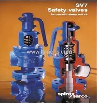 斯派莎克SV67安全閥