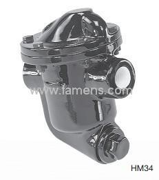 斯派莎克HM34倒吊桶式蒸汽疏水阀