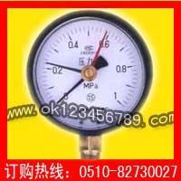 长期优供三针定位型压力表系列