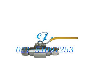 Q91F卡套球閥