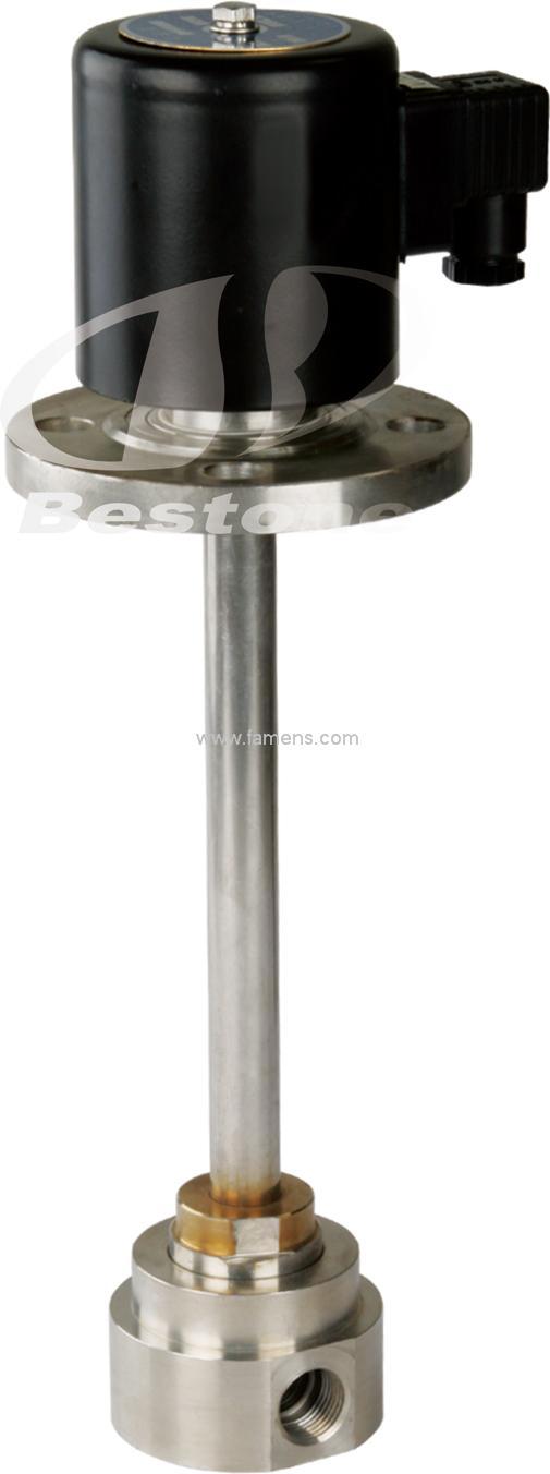 BS23D活塞先导式超低温电磁阀