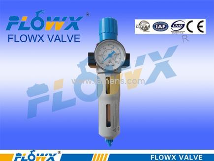 弗雷西过滤减压阀,FLXY-2二联件,FLXY-3三联件