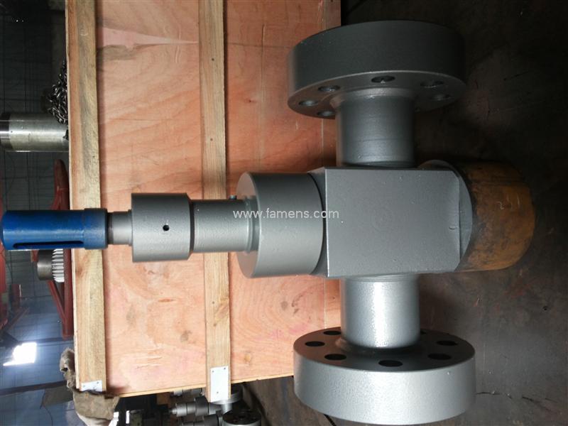 SLJ41Y-420高壓鍛鋼雙作用截止閥