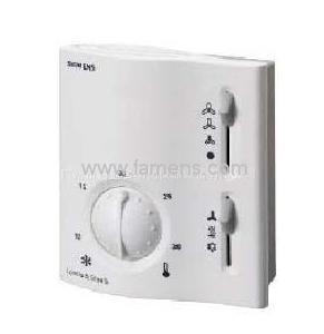 供应西门子风机盘管室内温控器RAB30.1、RAB30