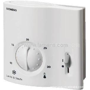 供应西门子供热温控器RAA30