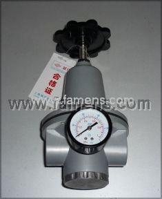 上海繁瑞QTY-15空气减压阀QTY-20空气减压器QTY-25空气压力表QTY-40