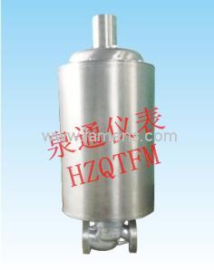 超低溫自力式調節閥(保溫型)
