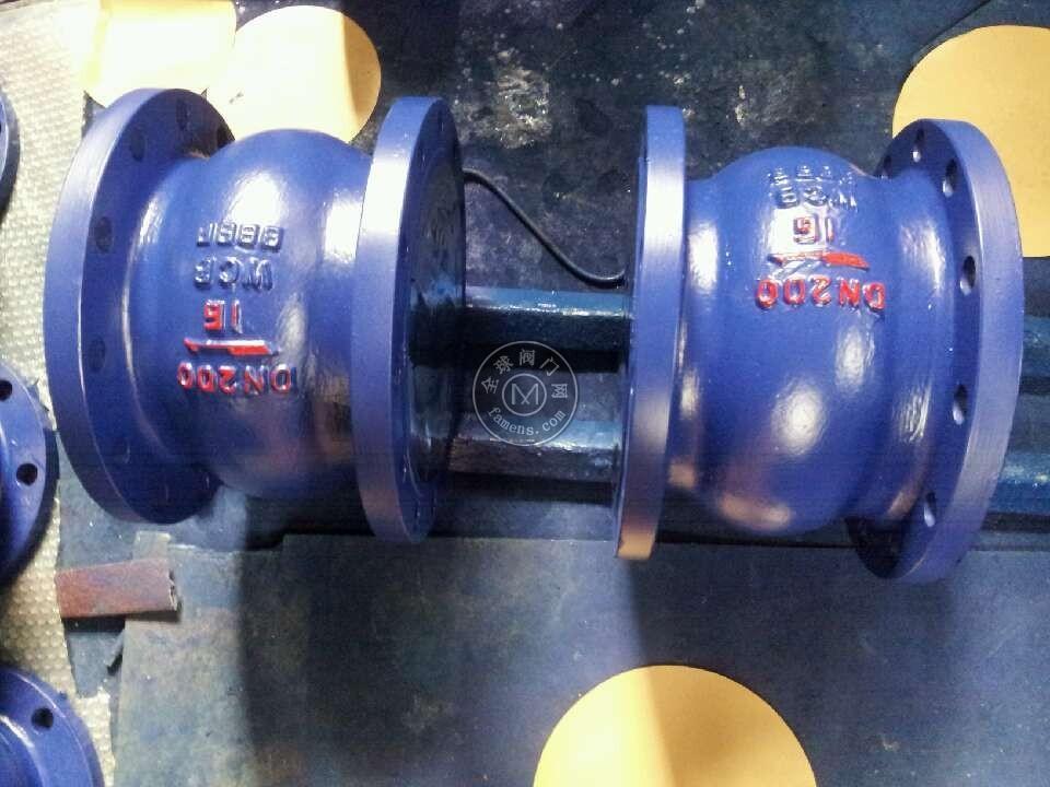 HC41X精鑄消聲止回閥
