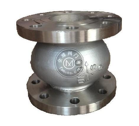 HC41X不銹鋼消聲止回閥