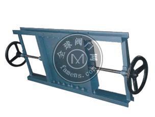 LMS螺旋閘門