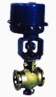 DFR电子式电动偏芯旋转调节阀