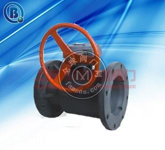 DN200塑料球阀