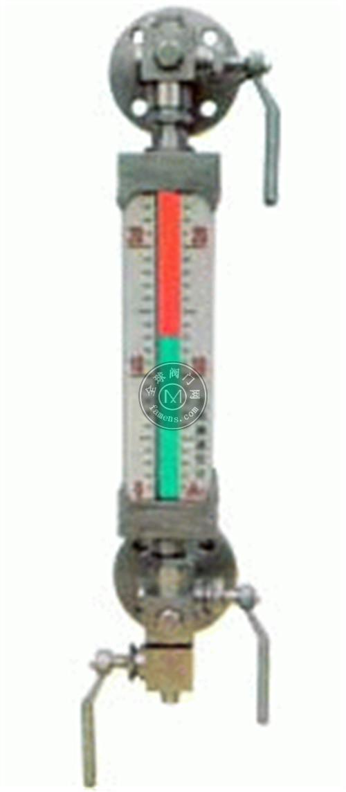 石英管液位計,石英管液位計廠家,雙色石英管液位計