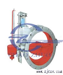 DMF-1电磁式煤气紧急切断阀
