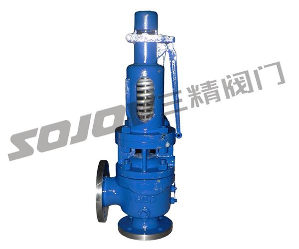 SFA48Y高温高压安全阀,电站安全阀