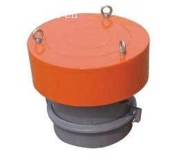萬福供應攪拌站專用水泥倉頂壓力安全閥