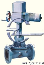 ZAZT型电动调节隔膜阀