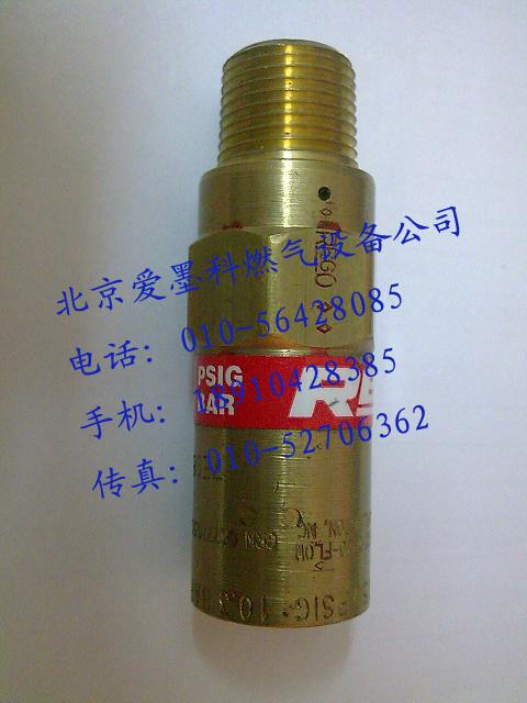 RegO力高PRV9434/9432安全阀/放散阀