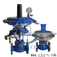 ZZYVP自力式氮封阀、泄压阀