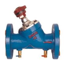 AV155静态平衡阀(静态流量平衡阀)