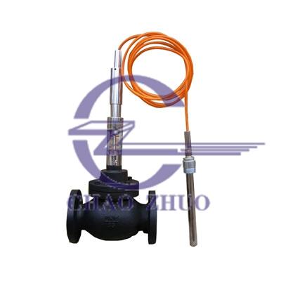 ZZW自力式温度调节阀规格说明