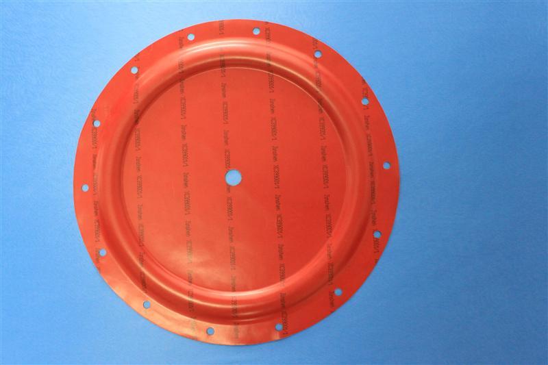 橡胶隔膜片专业定做-上海金申 因为专业 所以卓越