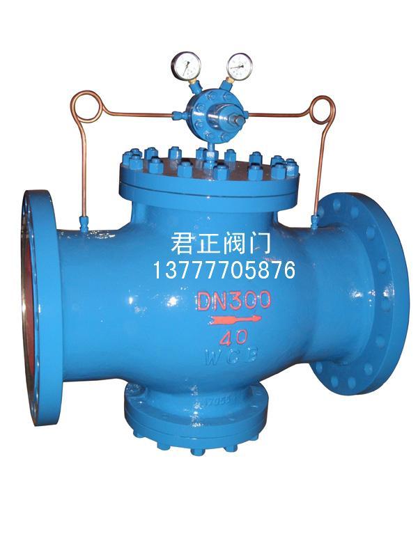 YK43F氣體減壓閥