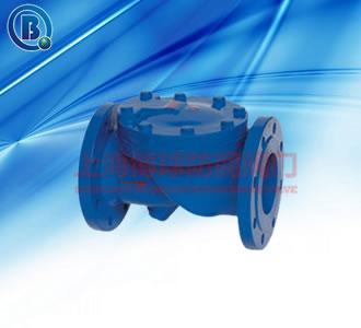 橡胶瓣止回阀H44X(SFCV)