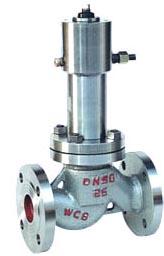 QDY421F-25 /40液动紧急切断阀