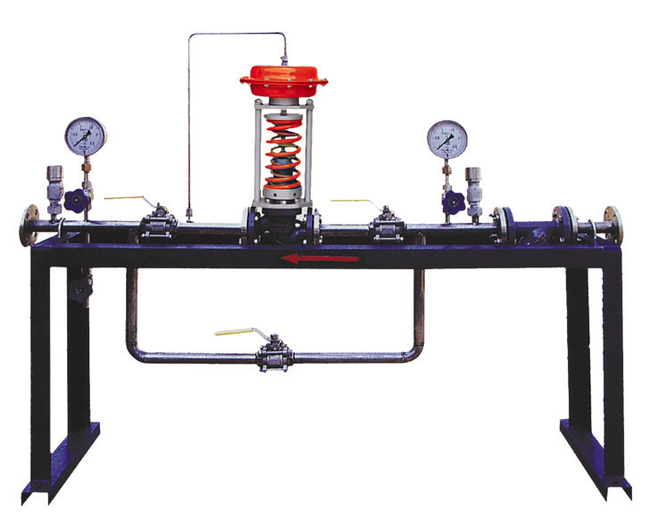 自力式调节阀组单回路