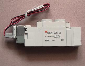 SMC電磁閥/SY5120-5GD-01