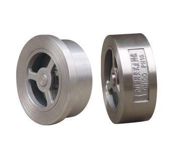 H71H/W不锈钢升降式止回阀、单瓣式止回阀、旋启式止回阀