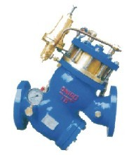 YQ98002型过滤活塞式安全泄压阀