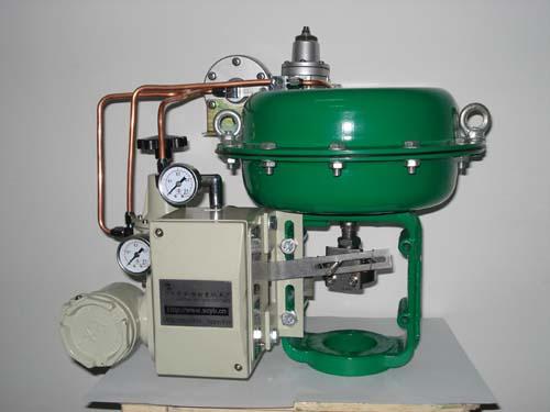 多弹簧气动薄膜执行机构