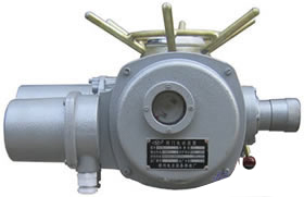 Q型、DZW型电动装置