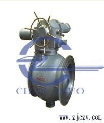 PQ940Y電動偏心半球閥