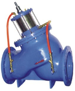 YDSX活塞式多功能水泵控制阀