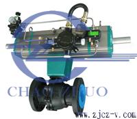ZG4070氣動活塞兩段式切斷閥