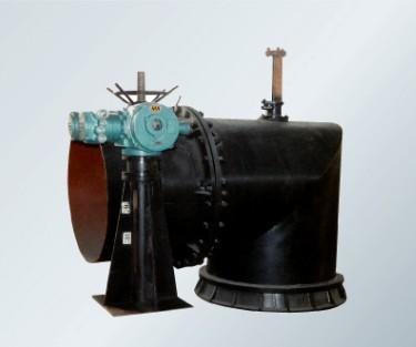 礦用防爆電動配水閥