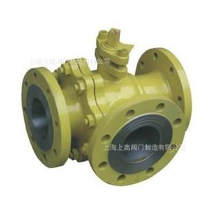 机械设备配套,用户的一致好评、Q45F 型 PN16~PN40 T形三通球阀