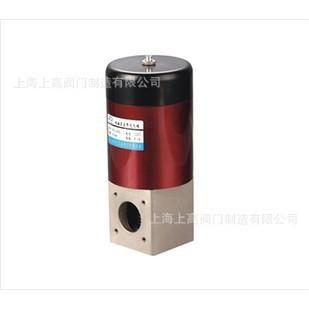 供应上海上高阀门电磁阀系列DDC-JQ型系列电磁真空带充气阀