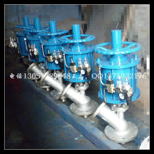 供应HG5-81气动放料阀上展式下展式