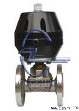 氣動不銹鋼隔膜閥