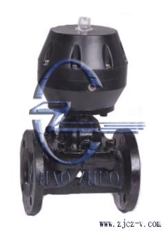 气动衬胶隔膜阀G6B41J