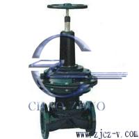EG6K41J英標常開氣動襯膠隔膜閥