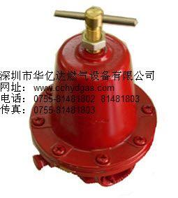 SENSUS减压阀441VPC/125调压阀 441-S/S调压器 Pimax=0.7MPa Qmax=8800NM3/HR 2