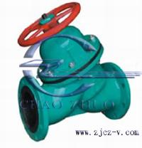 G45J衬胶直流式隔膜阀